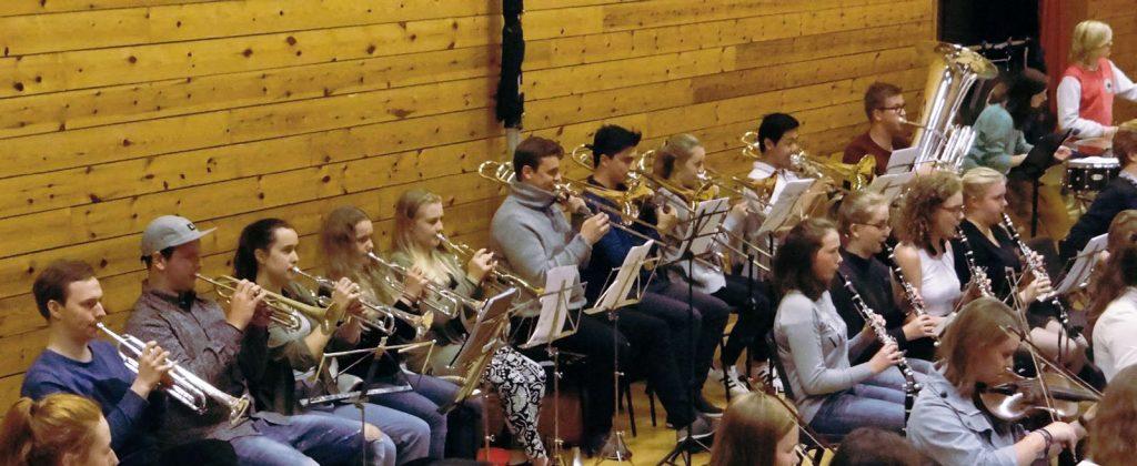 Trompeter-tromboner