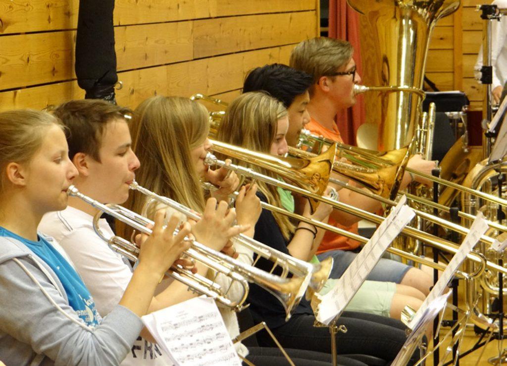 Trompeter-tromboner-tuba